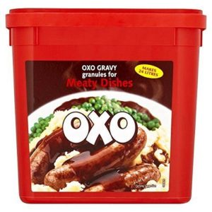 Oxo Gravy Granules for Meat Dishes - 1.58kg