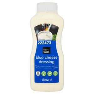 Chef's Larder Blue Cheese Dressing - 1 Litre