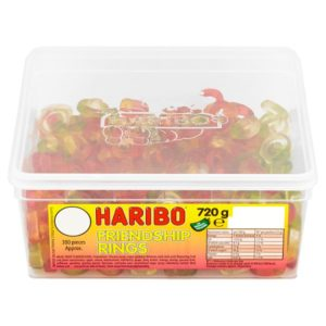 Haribo Kids Sweets Tub - 300 Pieces