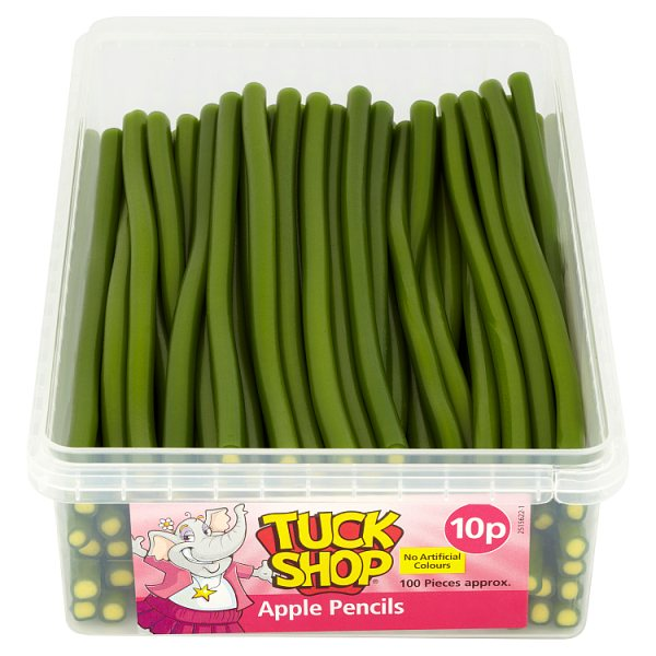 Tuck Shop Apple Pencils - 100 Pieces