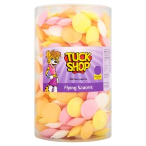 Tuck Shop Flying Saucers – 300 Pieces
