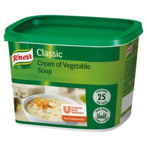 Knorr Classic Cream Of Vegetable Soup – 25 Portions