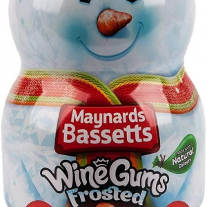 Maynards Christmas Frosted Wine Gums 495g