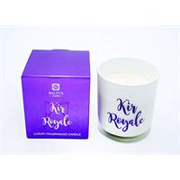 Kir royle scented candle